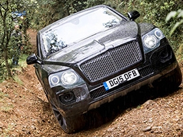 ��������� Bentley Bentayga �������� �� ����������